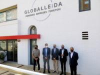 Paeria i Diputació segellen l'inici de la nova etapa de GlobaLleida, per millorar les polítiques de promoció econòmica al territori